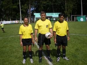 Trio de Arbitragem